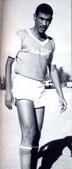Hassan Shehata - Hassan Shehata in Kazma FC 1970