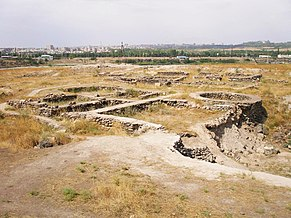 Shengavit Foundations.JPG