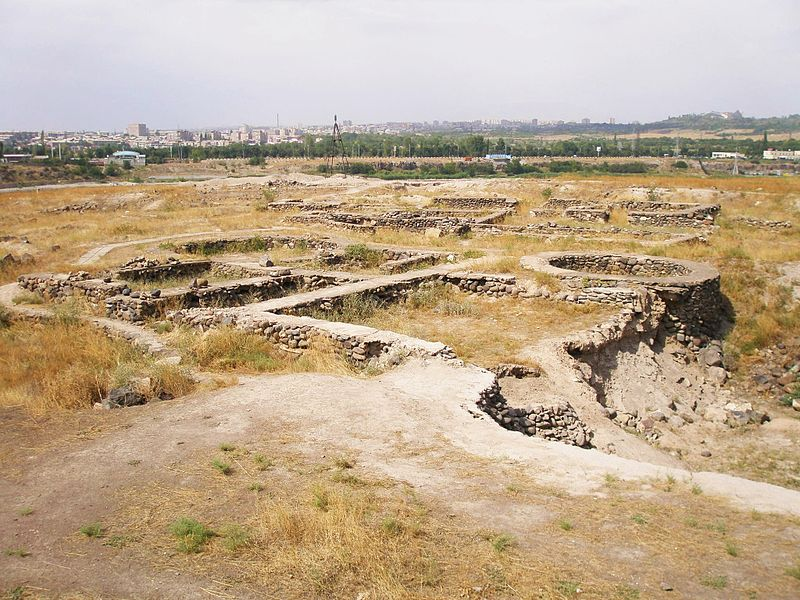 File:Shengavit Foundations.JPG