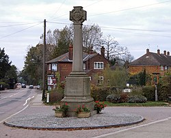 Shenley War Memorial - geograph.org.uk - 594331.jpg