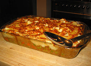 Summary Photo of a Shepherd's Pie
