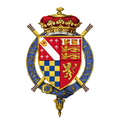 Shield of Arms of Bernard Fitzalan-Howard, 16th Duke of Norfolk, KG, GCVO, GBE, TD, PC.png