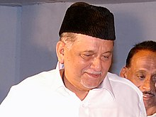 Shihab Thangal in July 2008.jpg