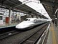 Shinkansen N700 set Z8 Kyoto Station 161 (21161849181).jpg