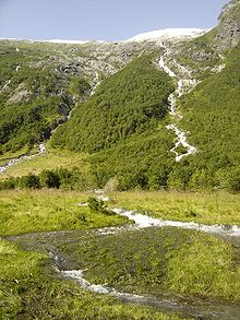 Short Canyon near the Jostedalsbreen, Norway.jpg