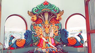 Virabhadra - Shree Kshetra Veerabhadra, Vadhav 03