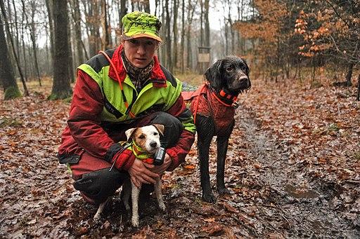 Sicherheit bei Jagd