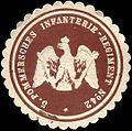 Siegelmarke 5. Pommersches Infanterie - Regiment No. 42 W0217144.jpg