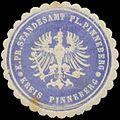 Siegelmarke K.Pr. Standesamt Fl. Pinneberg Kreis Pinneberg W0338136.jpg