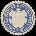 Siegelmarke Magistrat des Marktes Bad Tölz W0345651.jpg