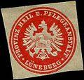 Siegelmarke Provinzial Heil und Pflegeanstalt - Lüneburg W0246534.jpg