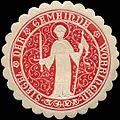 Siegelmarke Siegel der Gemeinde Worringen W0313766.jpg