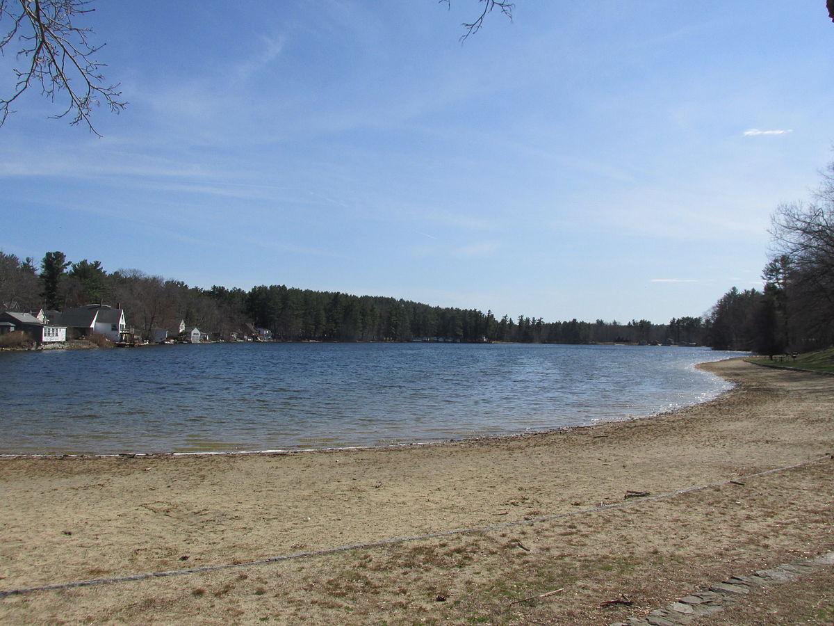 Silver Lake Hollis New Hampshire Wikipedia
