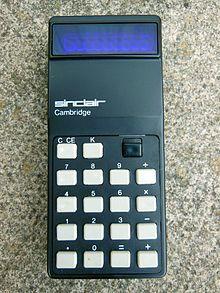 Sinclair Cambridge Wikipedia