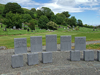 Skibbereen - Site of Famine Burial Pits at Abbeystrowery