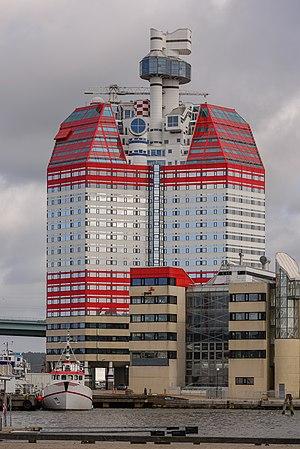 Lilla Bommen (building) - Lilla Bommen, building