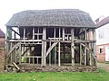 Skeleton of a Barn - geograph.org.uk - 1220596.jpg