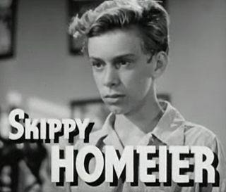 Skip Homeier American actor