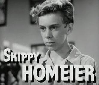 Skip Homeier - Homeier in Boys' Ranch, 1946
