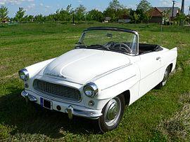 Škoda Felicia Super, typ 996 (1963 – 1964)