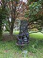 """Skulptura Antona Kranjca """"Skozi trpljenje v lepše življenje"""", Park spominov in tovarištva na Petanjcih.jpg"""