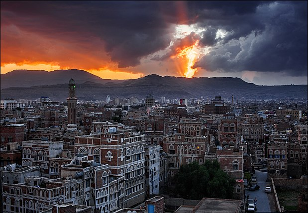 Skyline in Sana'a, April 2013.jpg