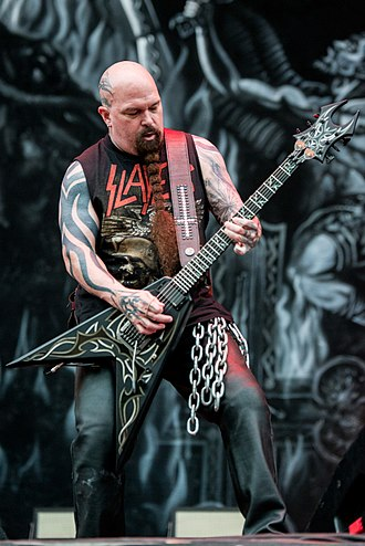 Kerry King - Kerry King live with Slayer at Rockavaria 2016