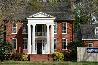 National Register of Historic Places listings in Henry County, Georgia - Image: Smith Griffin House, Henry County, GA, US