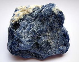 Image illustrative de l'article Sodalite