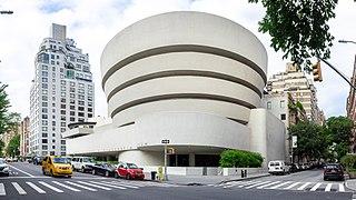 Art museum in Manhattan, New York City