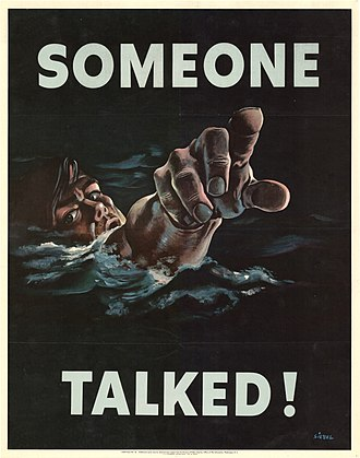 Information Operations (United States) - Someone Talked