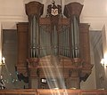 Somerville College Oxford, Chapel, Organ.jpg