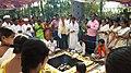 Somvati yag at Veerabhadra Devasthan Vadhav in presence of Balyogi Om Shakti Maharaj. 50.jpg