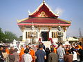 Songkran at Wat Thai in Los Angeles, April 2008.JPG
