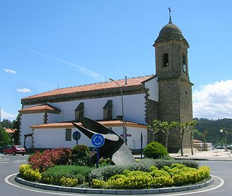 Sopela - Saint Peter's church