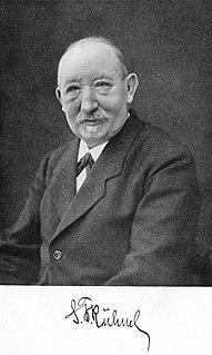 Danish architect (1851-1930)