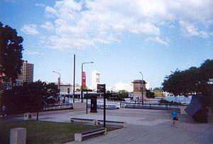 South Bank, Queensland - Image: South Bank War Memorial