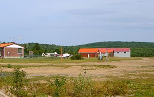 South River-Sundridge District Airport - South River-Sundridge District Airport