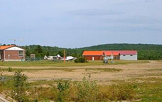 Joly, Ontario - South River-Sundridge District Airport