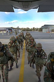 South African National Defence Force - Wikipedia