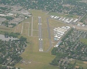 South St. Paul Municipal Airport - Image: South St. Paul Municipal Airport