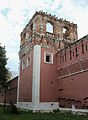 Southern tower of the eastern wall of Donskoy Monastery.jpg