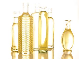 Soybean oil oil from the seeds of Glycine max