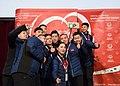 Special Olympics World Winter Games 2017 reception Vienna - China 04.jpg