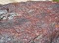 Specularite (high-grade iron ore) (Soudan Iron-Formation, Neoarchean, ~2.69 Ga; Soudan Mine, Soudan, Minnesota, USA) 12 (19035013871).jpg