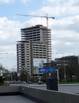Spielberk Towers - Image: Spielberk Tower od Ronda