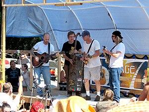 Walnut Valley Festival - Image: Split Lip Rayfield