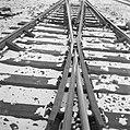 Spoorwissel in de sneeuw, Bestanddeelnr 255-9450.jpg