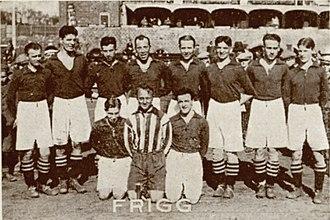 Frigg Oslo FK - Football team, c. 1930