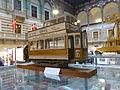 Sporvejshistorisk Selskab 50 years - Models of trams 10.JPG